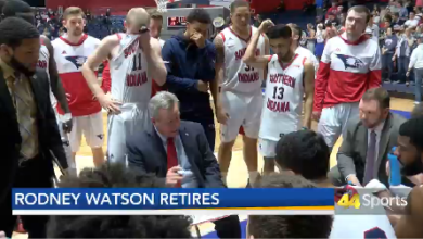 Photo of Rodney Watson Retires From USI:
