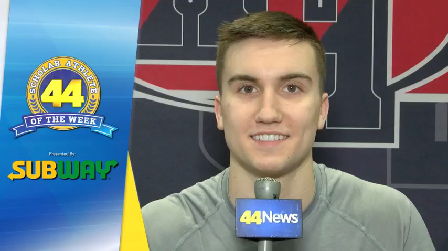 Photo of Scholar Athlete of the Week: Murray Becher, Heritage Hills
