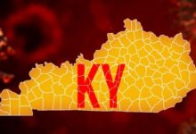 Photo of COVID-19 Cases Exceed 1K in Kentucky; Death Toll at 59