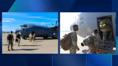 Photo of Fort Campbell Medical Personnel Deploy to New York State for Coronavirus Relief