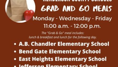 Photo of Henderson County Schools Offer Grab and Go Meals to Anyone 18 and Younger