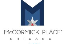 Photo of First Phase of McCormick Place Completed