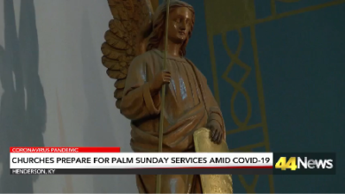 Photo of Henderson Church Prepares for Palm Sunday and Holy Week to Be Live Streamed