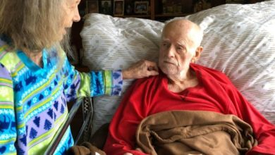 Photo of Dying Man Experiences Delay in Hospice Care
