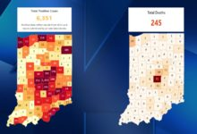 Photo of Indiana Has 6,351 Cases of Coronavirus; 245 Deaths Statewide: April 9 Update