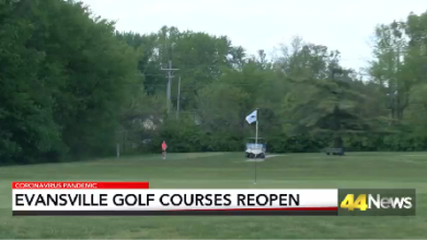 Photo of Evansville Golf Courses Reopen as Stay at Home Orders Are Relaxed