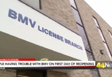 Photo of BMV Patrons Having Trouble With Service Amidst Reopening
