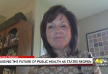 Photo of Green River District Health Dept. Public Information Officer Talks About Reopening Kentucky