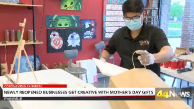 Photo of Newly Reopened Businesses Get Creative With Mother's Day Gifts