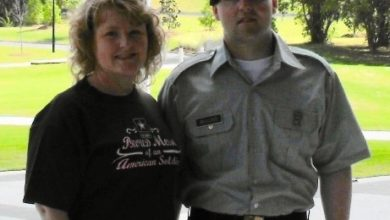 Photo of Owensboro Gold Star Mom to Sing National Anthem at NASCAR Race