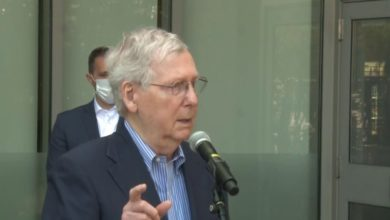 Photo of Senator McConnell Says New COVID-19 Relief Bill Could Be Needed