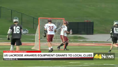 Photo of Area Lacrosse Teams Receive Equipment Grants