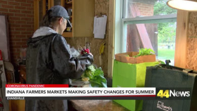 Photo of Indiana Farmers Making Safety Changes for Summer Markets