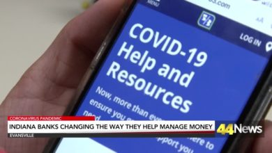 Photo of Indiana Banks Offering Financial Help Amid Mobile Banking Boom