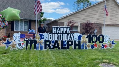 Photo of Tri-State Man Celebrates Milestone Birthday