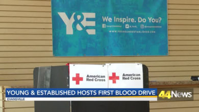 Photo of Young & Established Hosts First Blood Drive