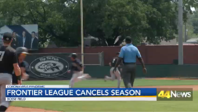 Photo of Frontier League Season Canceled