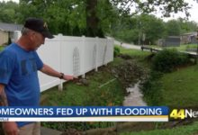 Photo of Evansville Homeowners Fed Up With Flooding