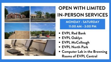 Photo of Four EVPL Locations Set to Reopen to Public on July 6