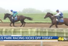 Photo of Live Racing Season Kicks Off at Ellis Park