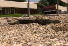 Photo of Funding Approved for Repairs on Frisse Ave in Evansville