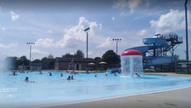 Photo of Possible COVID-19 Exposure at Public Pool in Richland Co.