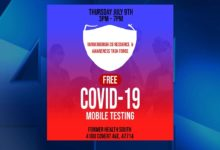 Photo of Free Testing for Evansville Residents Living in 47714 Zip Code