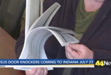 Photo of Census Door Knocking Starting in Southern Indiana July 23
