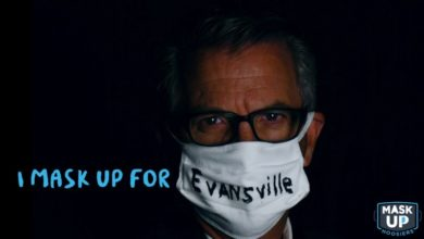 Photo of Evansville Mask Mandate Announced by Mayor Winnecke