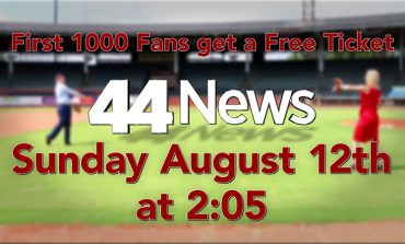 Free Otters Tickets For 44News Day At Bosse Field