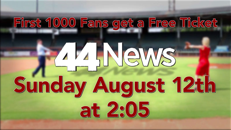 Photo of Free Otters Tickets For 44News Day At Bosse Field