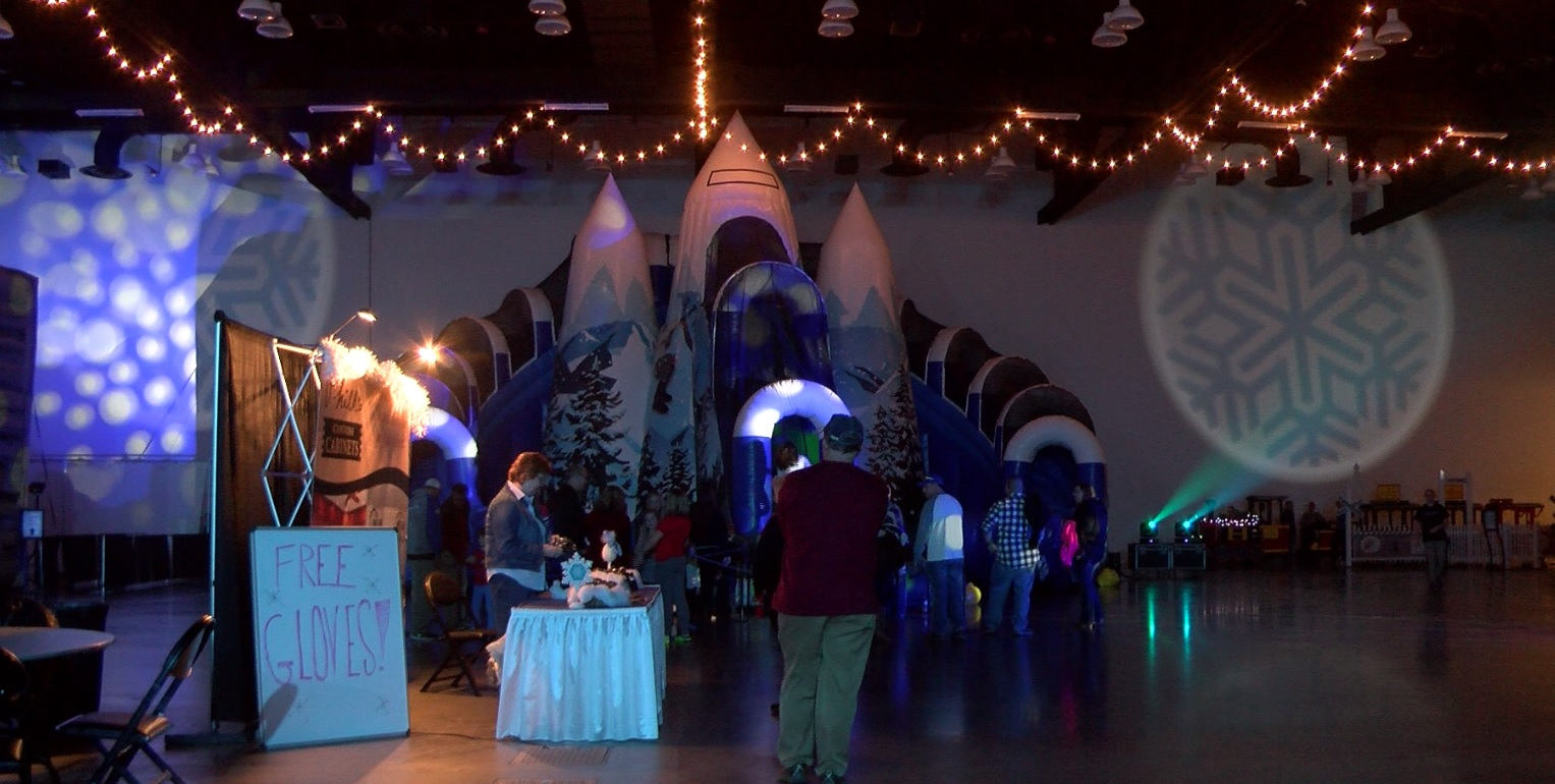 Photo of Families Enjoy Winter Attractions at Owensboro's Artic Adventure