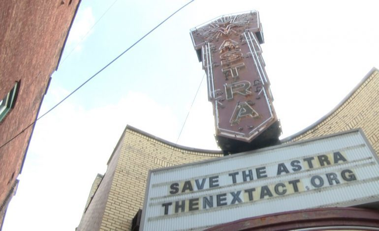 Astra Theatre To Reopen April 14th