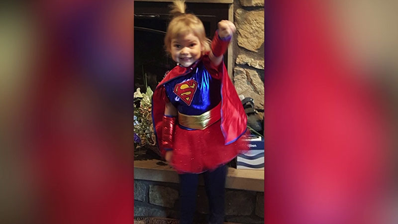 Photo of 3-year-old Indiana Girl Dies From Flu Complications