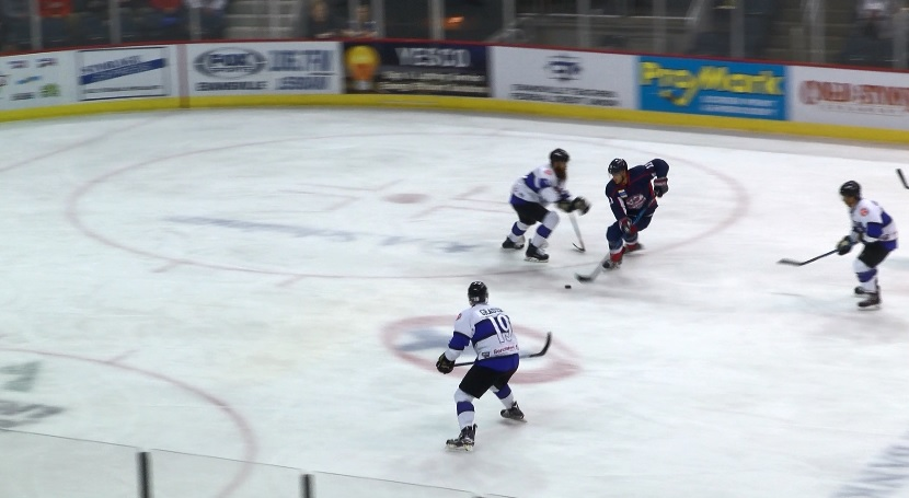 Photo of Bolts Take Down Ice Bears