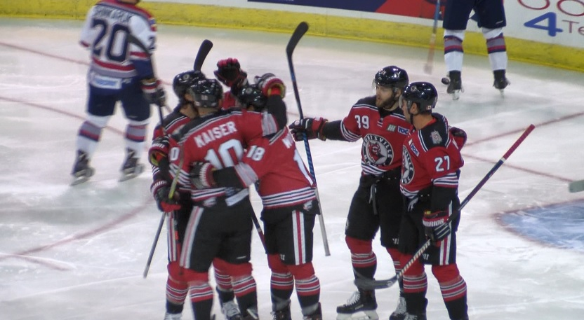 Photo of Thunderbolts Drop Home Opener 6-3