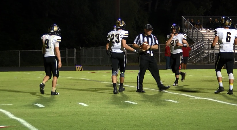 Photo of 44Blitz: Boonville Squeaks Past Princeton 21-20