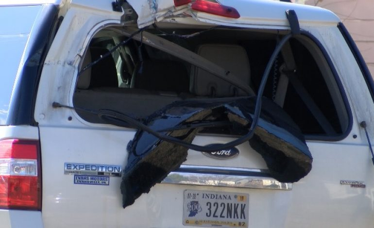EPD Investigating Reports of Car Damage
