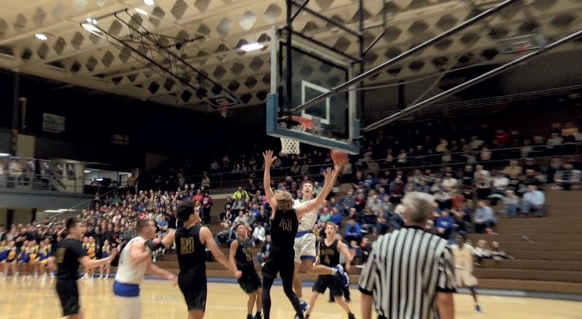 Photo of Castle Falls at Home to Floyd Central 69-43
