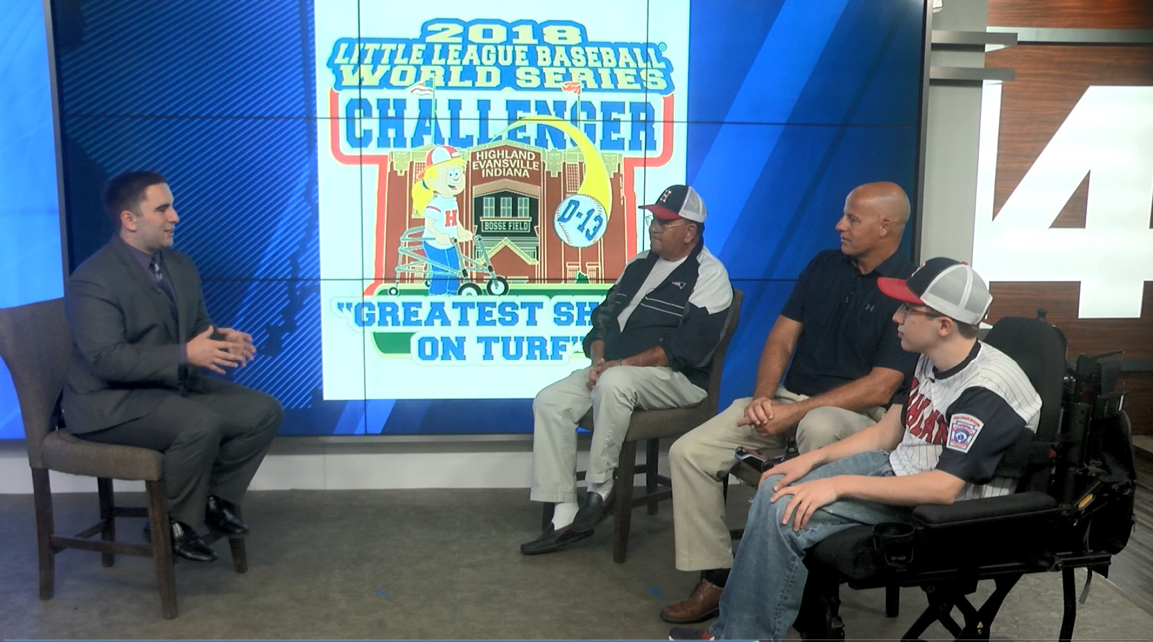 Photo of 44Sports in Studio: Highland Challenger League Talks LLWS