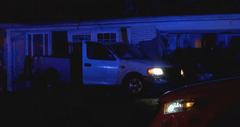 Photo of Investigation Underway After Truck Crashes Into Evansville Home