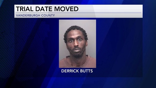 Photo of Trial Date Changed for Evansville Murder Suspect