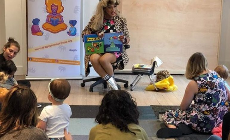 Community Reacts To Drag Queen Story Hour