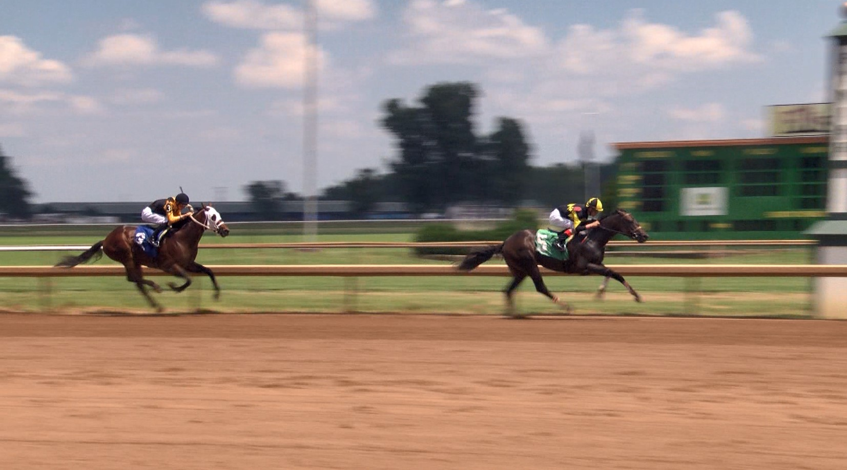 Photo of Keeneland Receives Approval for Live Racing Event