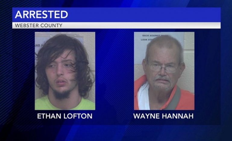 Duo Accused of Arson Arrested By Kentucky Police