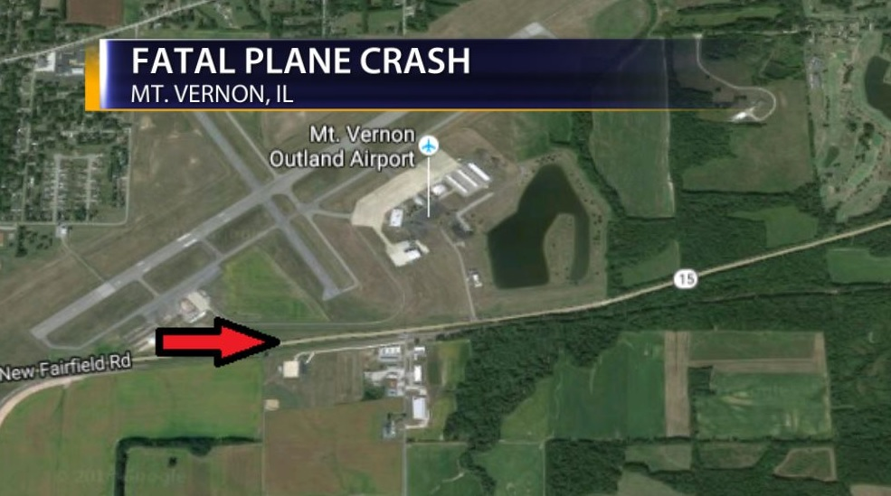 Photo of An Illinois Man Dies After Plane Crashes