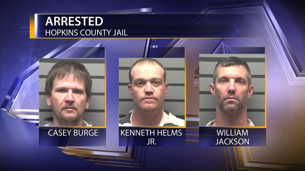 Kentucky Men Arrested in Connection with Pharmacy Robbery