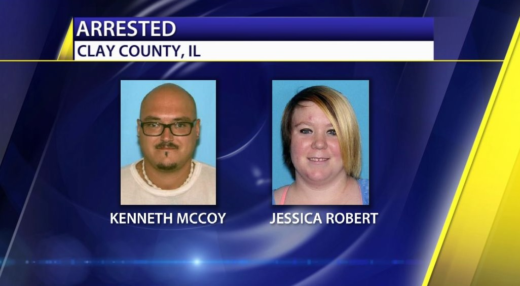 Illinois Couple Arrested In Connection To West Virginia