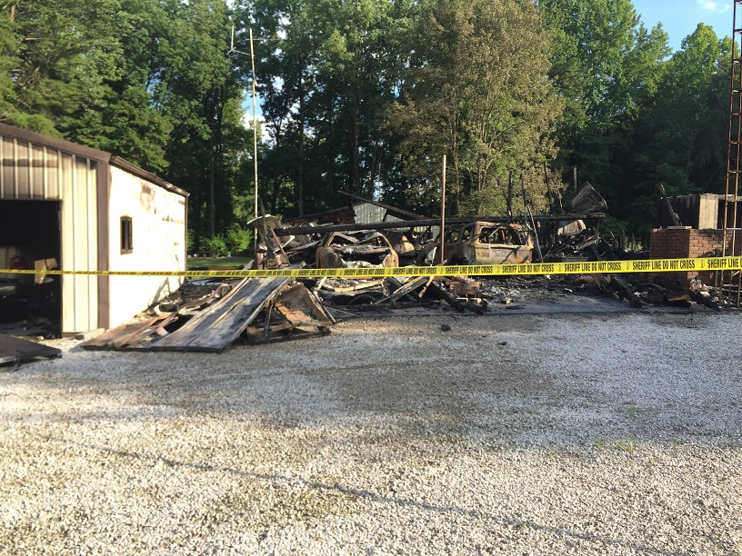 Photo of One Person Dead After Fire in Pike Co. Breaks Out