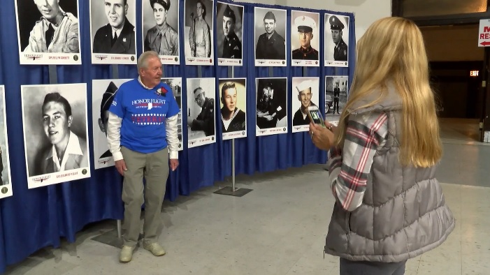 Photo of Veterans Anticipate Honor Flight Trip This Weekend